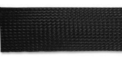 PRO POWER 3223218  Braided Sleeving 30Mm Black 25M
